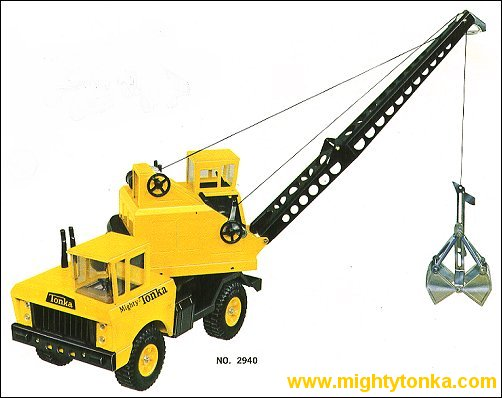 1965 Mighty Mobile Crane