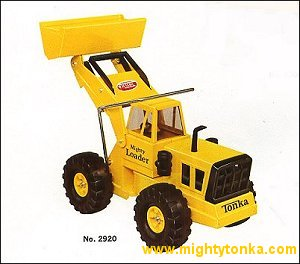 1967 Mighty Loader