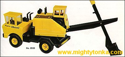 Mighty Shovel