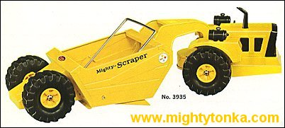 Mighty Scraper