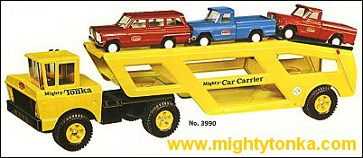 Mighty Car Carrier