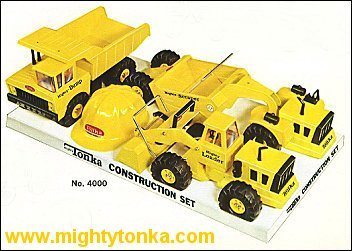 Mighty Construction Set