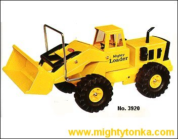 1969 Mighty Loader