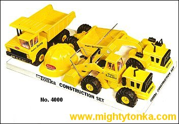 1969 Mighty Construction Set