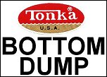 1971-73 Bottom Dump Trailer Decal