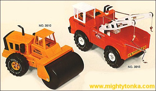 1974 Mighty Roller, Mighty Wrecker