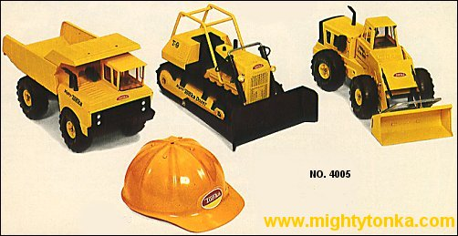 1974 Mighty Construction Set