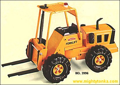 1975 Mighty Forklift