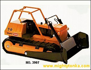 1976 Mighty Bulldozer