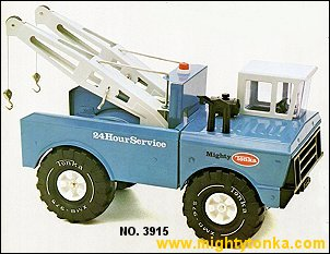 1976 Mighty Wrecker