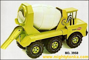 1976 Mighty Mixer
