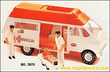 1977 Mighty Rescue Vehicle
