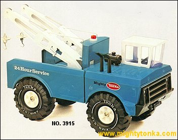 1977 Mighty Wrecker