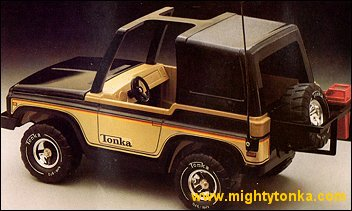 1978 Mighty Off-Road Adventure Buggy