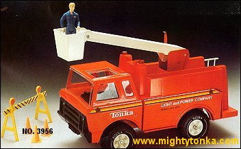1978 Mighty Utility Truck