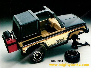 1979 Mighty Off-Road Adventure Buggy