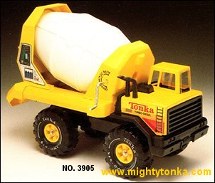 1984 Mighty Mixer