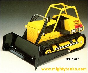 1984 Mighty Dozer