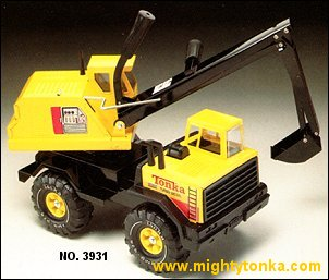 1984 Mighty Backhoe