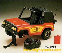 1984 Mighty Adventure Buggy