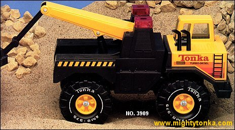 1988 Mighty Tow Truck