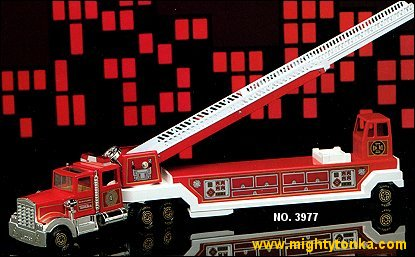 1988 Mighty Hook and Ladder Fire Truck
