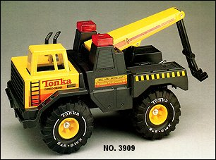 1989 Mighty Tow Truck