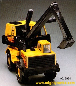 1991 Mighty Backhoe