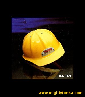 1991 Mighty Construction Hat