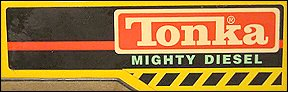 1995-96 Truck Cab Label