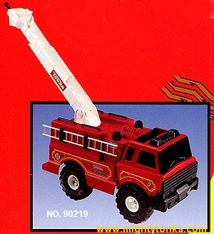 1997 Mighty Fire Truck