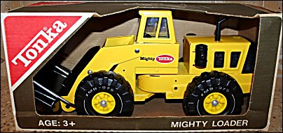 1976 Mighty Loader Packaging