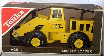 1975 Mighty Loader Packaging