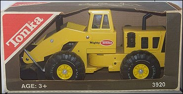 1977 Mighty Loader Packaging
