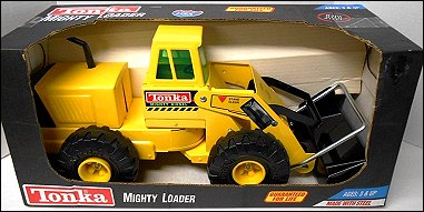 1995 Mighty Loader Packaging