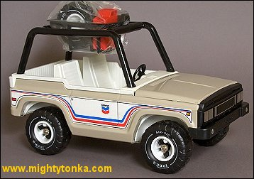 1979 Chevron Emergency Service Vehicle